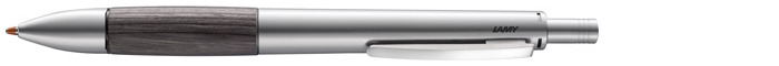 Lamy Multifunction pen, Accent AL series Palladium (Grey wood grip)