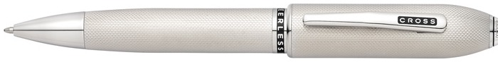 Cross Ballpoint pen, Peerless 125 series Platinum plated