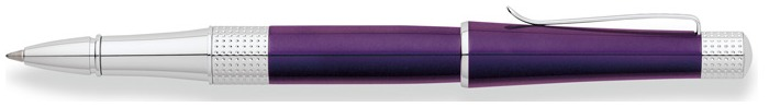 Cross Roller ball, Beverly series Dark purple
