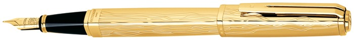 Stylo plume Waterman , série Exception Limited Edition Vermeil