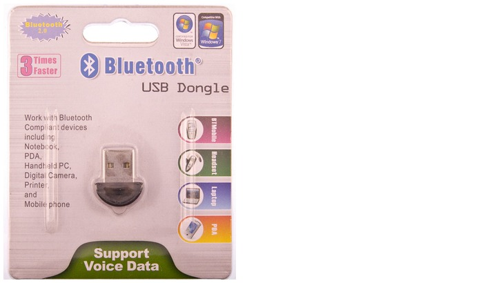 Recepteur Bluetooth S&P, série Bluetooth