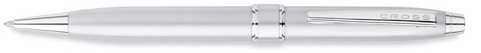 Cross Ballpoint pen, Stratford series Satin chrome