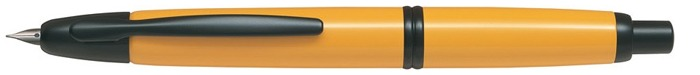 Pilot Fountain pen, Capless Special Edition Yellow-Black series