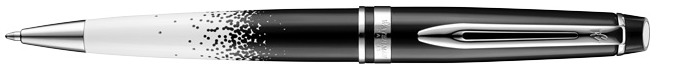 Waterman Ballpoint pen, Expert Ombres & Lumières series Black & White