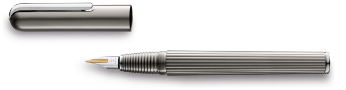 Lamy Fountain pen, Imporium series Titanium  matt Pt