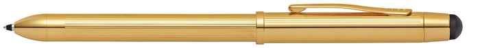 Cross Multifunction pen, Tech-3 series Gold plated with stylus