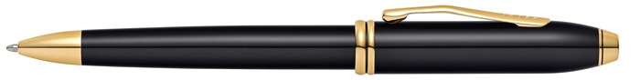 Cross Ballpoint pen, Townsend series Black GT