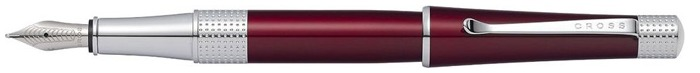 Cross Fountain pen, Beverly series Red