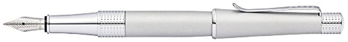 Cross Fountain pen, Beverly series Satin chrome
