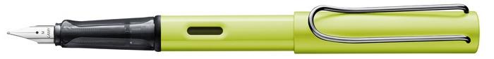Lamy Fountain pen, AL-star Special Edition 2016 series Charged green CT (Without pump)