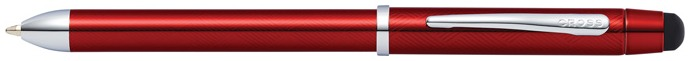 Cross Multifunction pen, Tech-3 series Translucent Red with stylus