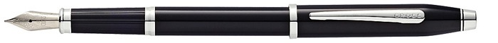 Cross Fountain pen, Century II series Black lacquer Ct