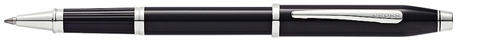 Cross Roller ball, Century II series Black lacquer Ct