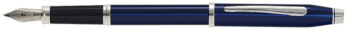 Cross Fountain pen, Century II series Blue lacquer Ct