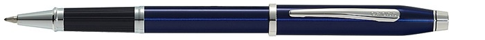 Cross Roller ball, Century II series Blue lacquer Ct