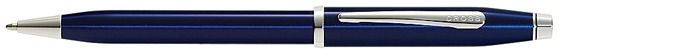 Cross Ballpoint pen, Century II series Blue lacquer Ct