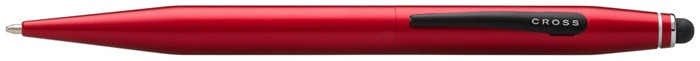 Cross Stylus for touchescreen (iPad), Tech2 series Red Metallic