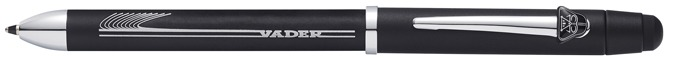 Cross Multifunction pen, Tech3+ Star Wars series Darth Vader Black (with stylus)