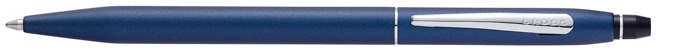 Cross Ballpoint pen, Click series Midnight Blue CT