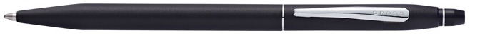 Cross Ballpoint pen, Click series Black CT