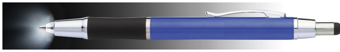 S&P Light pen, Level series Blue with stylus