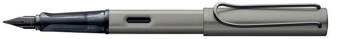 Lamy Fountain pen, Lx series Gun metal (ruthenium)