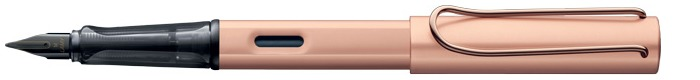 Lamy Fountain pen, Lx series Pink (Pink gold)