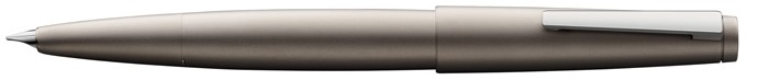 Lamy Fountain pen, 2000 Black Amber Limited Edition series