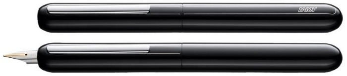 Lamy Fountain pen, Dialog 3 series Black piano