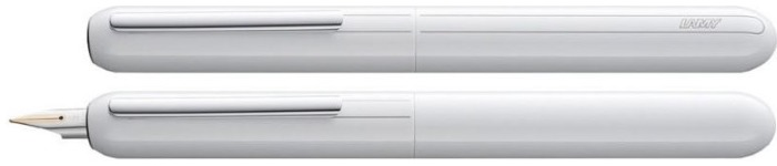 Lamy Fountain pen, Dialog 3 series White piano