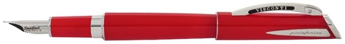Visconti Fountain pen, Pininfarina series Red