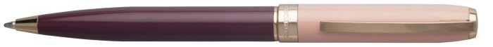 Cacharel Ballpoint pen, Bird series Plum/Pink GT
