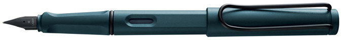 Lamy Fountain pen, Safari Special Edition 2017 series Petrol blue (Without pump)