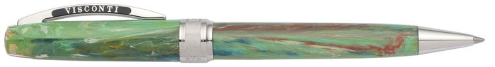 Visconti Ballpoint pen, Van Gogh Impressionist's series Light green (Irises)