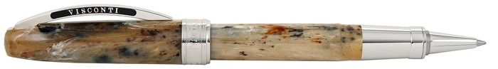 Visconti Roller ball, Van Gogh Impressionist's series Ivory (A pair of shoes)