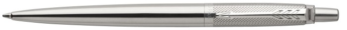 Parker Ballpoint pen, Jotter Premium Essential series Stainless steel CT (Diagonal)