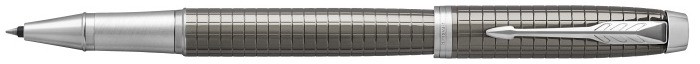 Parker Roller ball, IM Premium Essential series Dark grey CT (Dark Espresso Chiselled)