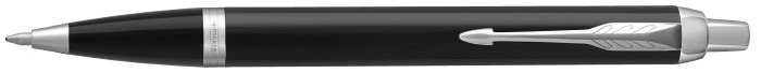 Parker Ballpoint pen, IM Essential series Black lacquer CT