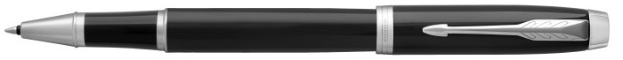 Parker Roller ball, IM Essential series Black lacquer CT