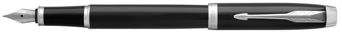 Parker Fountain pen, IM Essential series Black lacquer CT