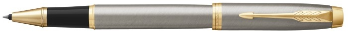 Parker Roller ball, IM Essential series Brushed metal GT