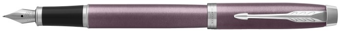 Parker Fountain pen, IM Essential series Light purple CT