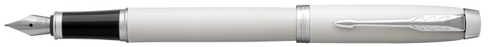 Parker Fountain pen, IM Essential series White CT