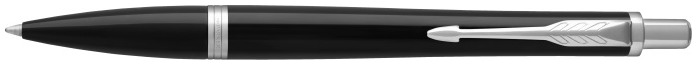 Parker Ballpoint pen, Urban Stylish series Black lacquer CT (Black Cab)