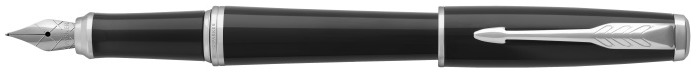 Parker Fountain pen, Urban Stylish series Black lacquer CT (Black Cab)