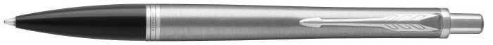 Parker Ballpoint pen, Urban Stylish series Steel CT (Metro Metallic)