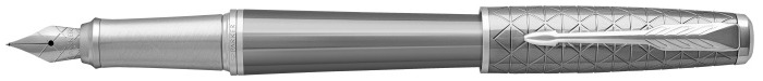 Parker Fountain pen, Urban Premium Stylish series Grey CT (Silvered Powder)