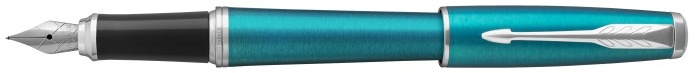 Parker Fountain pen, Urban Stylish series Light blue CT (Vibrant Blue)