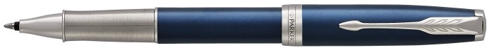 Parker Roller ball, Sonnet Classic series Blue CT (Premium, silvered grip)