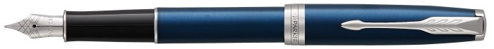 Parker Fountain pen, Sonnet Classic series Blue CT (Stainless steel nib)